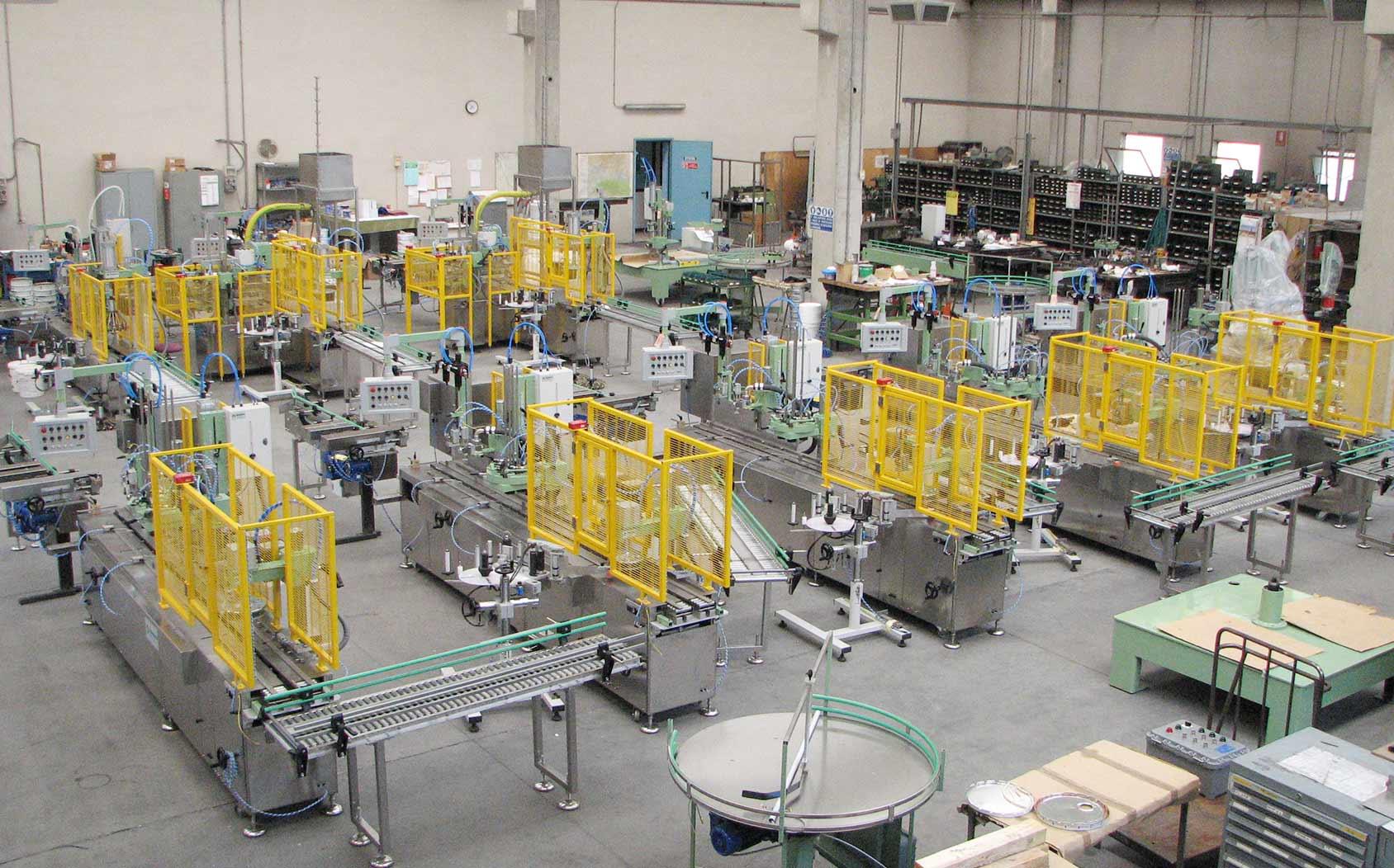 produzione macchina dosatrici immea rovato brescia